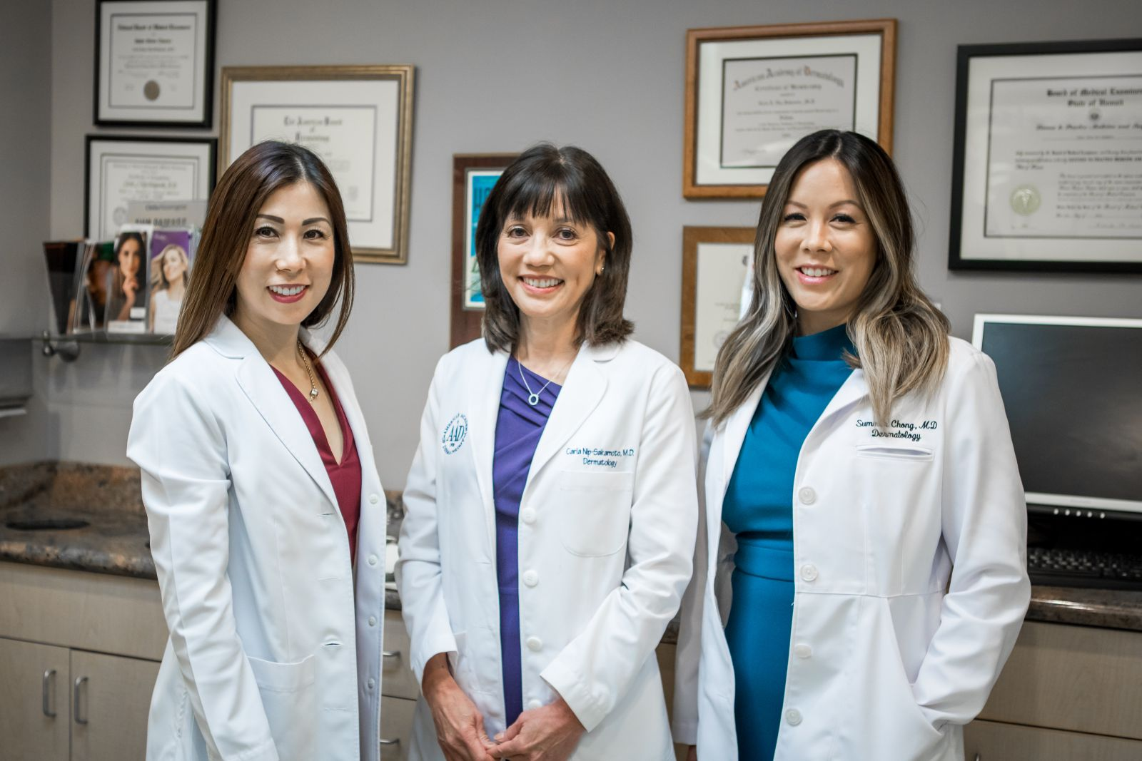 Oahu Dermatology is Committed to Quality Care and
